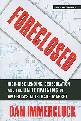 Foreclosed By Immergluck, Dan